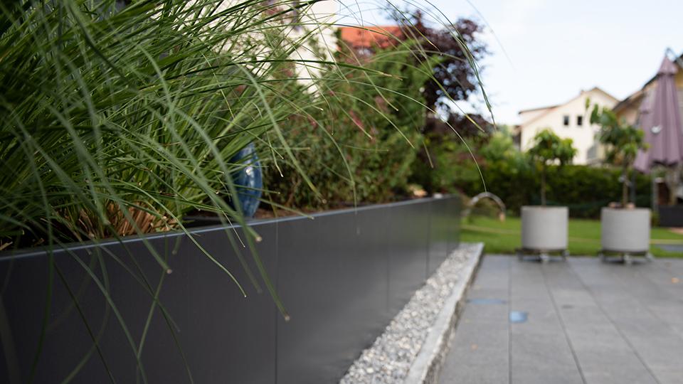 Daniel Kaelin AG, Tief- und Landschaftsbau, Gartengestaltung